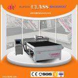 Découpe de verre CNC de haute qualité pour l'optique de la machine