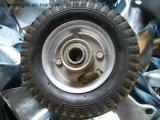 roda 6X2 de borracha pneumática