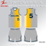 Healong Custom Made Women Melhor terno de basquete personalizado