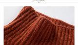 Garganta 16brdw001 da tartaruga da camisola da caxemira da forma das mulheres