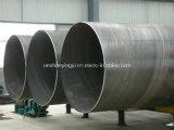 Пробка стальной трубы высокого качества сваренная спиралью