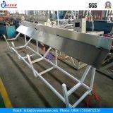 PE / PVC Wood Plastic Máquina Extrusora perfil para Outdoor Decks / revestimento / cerco / Janela / Pisos