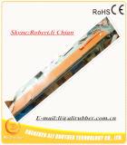 calentadores industriales de encargo del caucho de silicón del vatiaje 240V y de la talla y de la dimensión de una variable
