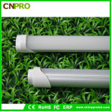 Migliore indicatore luminoso del tubo di prezzi 1200mm 18W T8 LED