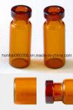 15ml Orange Flacon de verre tubulaire