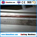 ACSR/Tw Accc/Twの台形整形銅線のデッサンのアニーリングのリード編み機