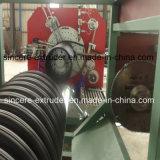 기계 800mm를 만드는 HDPE 구조 벽 나선 관