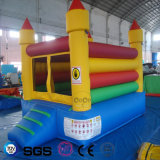 Commercial Grade 0.55mm PVC Tarpaulin Inflável Bounce House Bouncy Castle