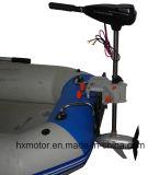 Motor DC sem escova de 200 libras para barco de pesca com controlador de velocidade Stepless