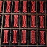 Connecteur automatique de Tyco de câble d'ECU de plot de fiche de fil de pièce de rechange