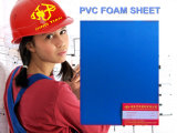 Blue PVC Foam Sheet for Plane Upholster 2-10mm