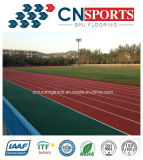 All Weather Synthetic EPDM Rubber Athletic Running Track
