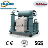 진공 난방에 의하여 사용되는 절연성 기름 재생 장치