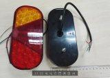 Coda calda di vendita/lampada posteriore sicura Lt-115 segnale di girata/di arresto con la certificazione di E4 /E9
