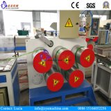 Macchina di plastica di trafilatura per la corda/la linea di produzione filamento della scopa/rete/spazzola