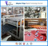 Azulejo de azotea de la resistencia a prueba de mal tiempo y química de la coextrusión de PVC+ASA que hace la máquina