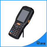 Портативное неровный Android Handheld логистическое PDA с термально принтером