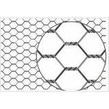 Acoplamiento hexagonal de Gabion del acoplamiento de alambre/acoplamiento de alambre de metal