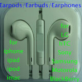 Earpods avec télécommande et micro casque, écouteurs