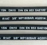 LÄRM en 853 SAE 100r1 Ein Wire Braid Hydraulic Hose