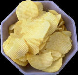 Hot Selling New Condition Commande de chips de pommes de terre fraîches
