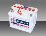 DIN62 12V62ah DIN 標準乾式鉛酸自動車バッテリー