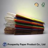 Heißer Verkauf gedruckter Fertigkeit-Papierbeutel