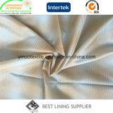 Check der Ton-100%Polyester zwei/Plaid-Futter-Fabrik