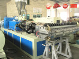 Línea de producción del tablero del PVC