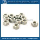 Tipo tuercas hexagonales de la torque de DIN980/V que prevalece