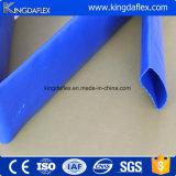 Boyau lourd flexible de PVC Layflat de grand diamètre