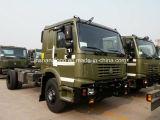 Camión de la carga de China 4X4 (chasis)