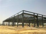 Costruzione prefabbricata della struttura d'acciaio delle costruzioni