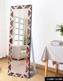 Miroir d'argent personnalisés/dressing mirror/miroir décoratif/miroir mural