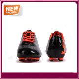 Grüner auf lager Innenfußball bereift Fußball-Schuhe