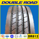 두 배 도로 저가 베스트셀러 대형 트럭 타이어 11r22.5 11r24.5는 어깨 트레일러 타이어를 연다