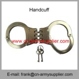 Handcuff-Leg Cuff-Hinged Handcuff-Security Handcuff-Police Handcuff Policiais