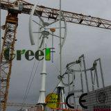 Горячие продажи 3Квт вертикальной оси ветра генератор с низким уровнем шума