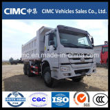 Sinotruck HOWO 371HP Dumper camion/camion à benne basculante 6X4 25-30 tonne
