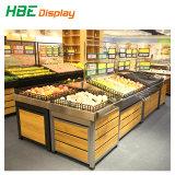 Супермаркет овощей и фруктов подставка для дисплея дисплей полки
