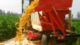 4개의 줄 및 2400mm 절단 헤드를 가진 4yz-4 옥수수 결합 수확기