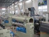 Ligne de production de matériel de tuyaux en plastique (PE série)