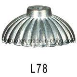 정밀도는 알루미늄 램프 부속을%s 주물을 정지한다