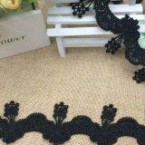 Шнурок вышивки формы бабочки высокого качества для вспомогательного оборудования одежды