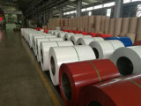 China PPGI PPGL / 0,4mm Espessura PPGI Metal Sheet / PPGI Prepainted Galvanized Steel Coil