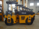 China 4.5 Tonnen-Straßen-Maschinerie-Vibrationsstraßen-Rolle (YZC4.5H)