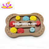 Venda por grosso de madeira barata Interactive Cat Brinquedos Melhor Design Pet Iq Formação interactiva de madeira Cat brinquedos W06f033
