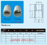 Réducteur en plastique de PVC pour le 2053.2:2001 électrique de la norme AS/NZS