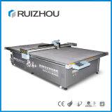 Lederne Material-automatischer Ausschnitt und Scherblock-Maschine