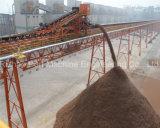 SPD-Gummirohr-Förderanlage für den Materialtransport